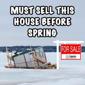 Must Sell This House Before Spring
